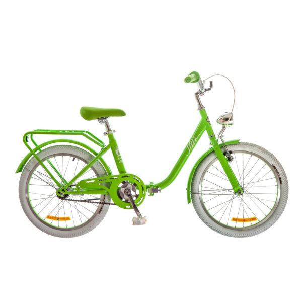 Фото Городской Велосипед 20 Dorozhnik STAR зеленый 2017