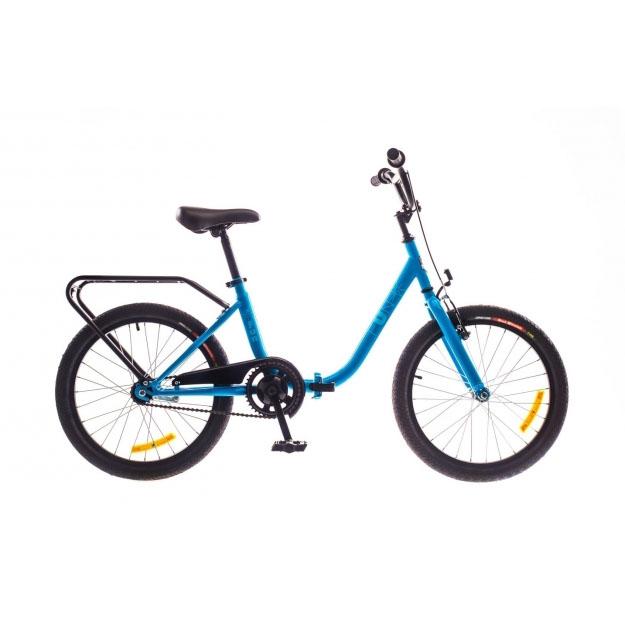 Фото Городской Велосипед 20 Dorozhnik FUN синий 2016