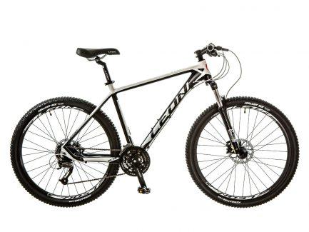 Фото Горный Велосипед 27.5 Leon XC-70 чёрно-белый 2017
