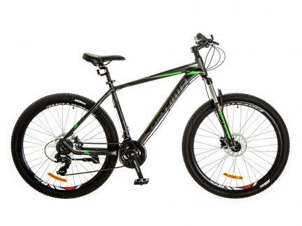 Фото Горный Велосипед 27.5 Optimabikes F-1 HDD серо-зеленый