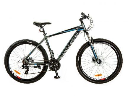 Фото Горный Велосипед 27.5 Optimabikes F-1 HDD черно-синий