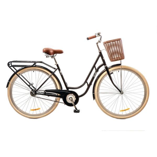 Фото Городской Велосипед 28 Dorozhnik RETRO черный  2017
