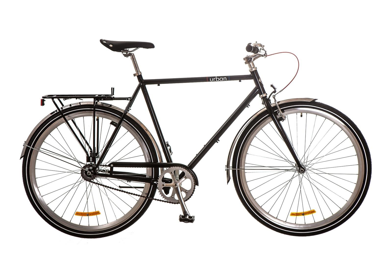 Фото Городской Велосипед 28 Dorozhnik URBAN черный 2017