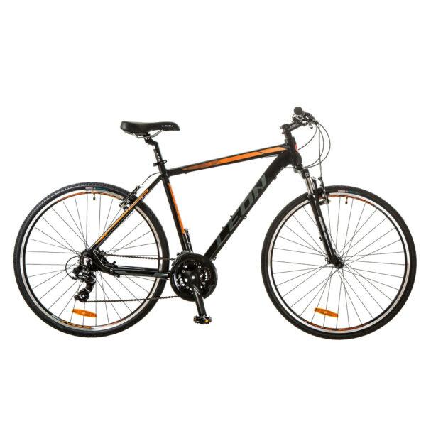 Фото Горный Велосипед 28 Leon HD-85 черно-оранжевый 2017
