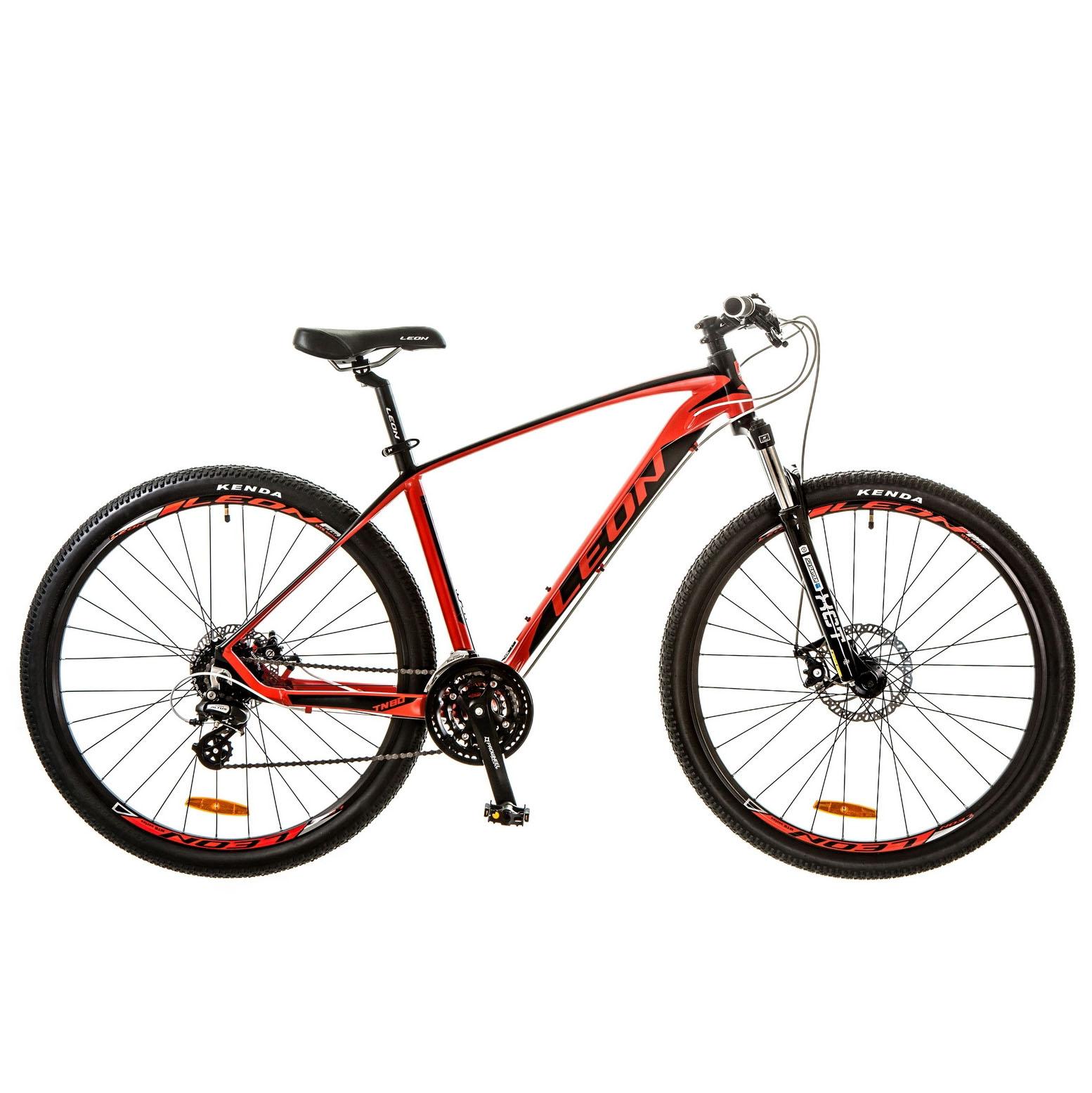 Фото Горный Велосипед 29 LEON TN-80 красно-черный 2016