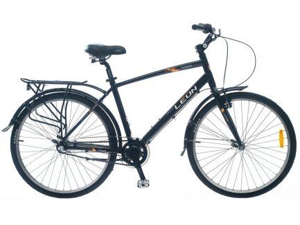 Фото Городской Велосипед SKD 26 LEON SOLARIS MAN с багажн.