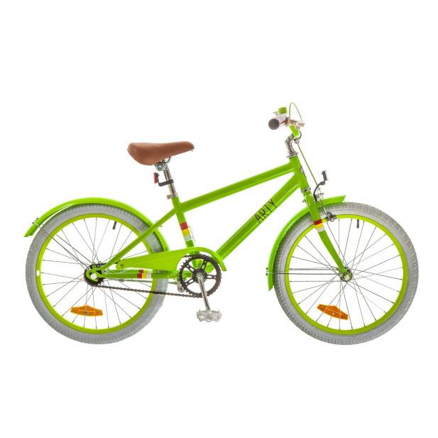 Фото Детский Велосипед 20 Dorozhnik ARTY салатный 2017