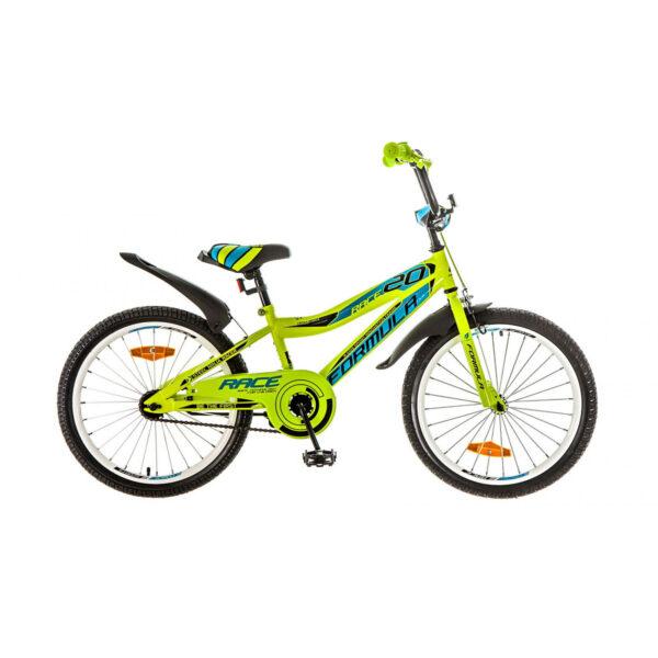 Фото Детский Велосипед 20 Formula RACE салатно-синий 2018