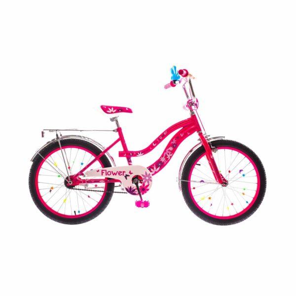 Фото Детский Велосипед 20 Formula FLOWER розовый 2018