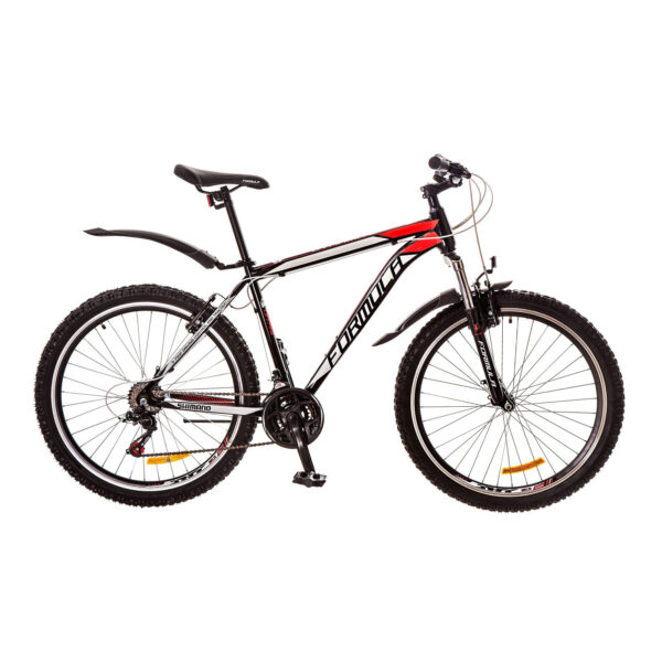 Фото Горный Велосипед 26 Formula DYNAMITE чёрно-красный 2017