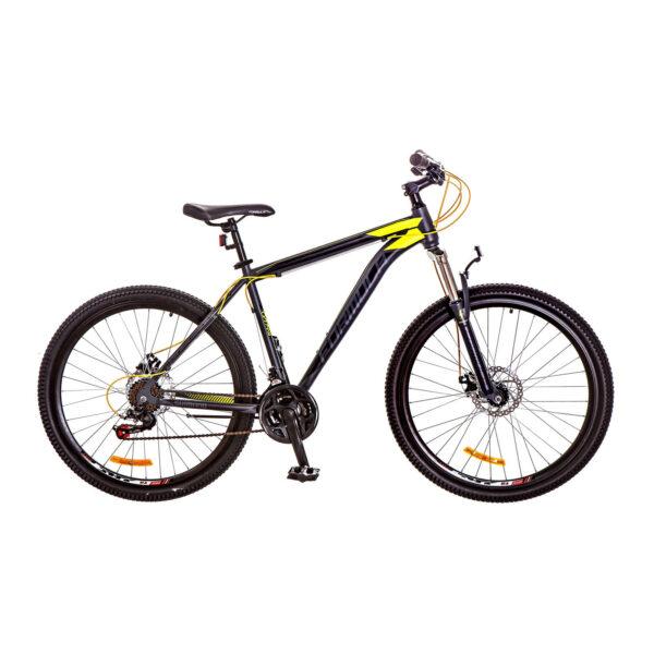 Фото Горный Велосипед 27,5 Formula DYNAMITE серо-желтый 2017