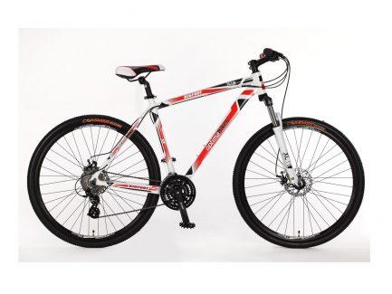 Фото Горный Велосипед 29 Optimabikes BIGFOOT DD бело-красный
