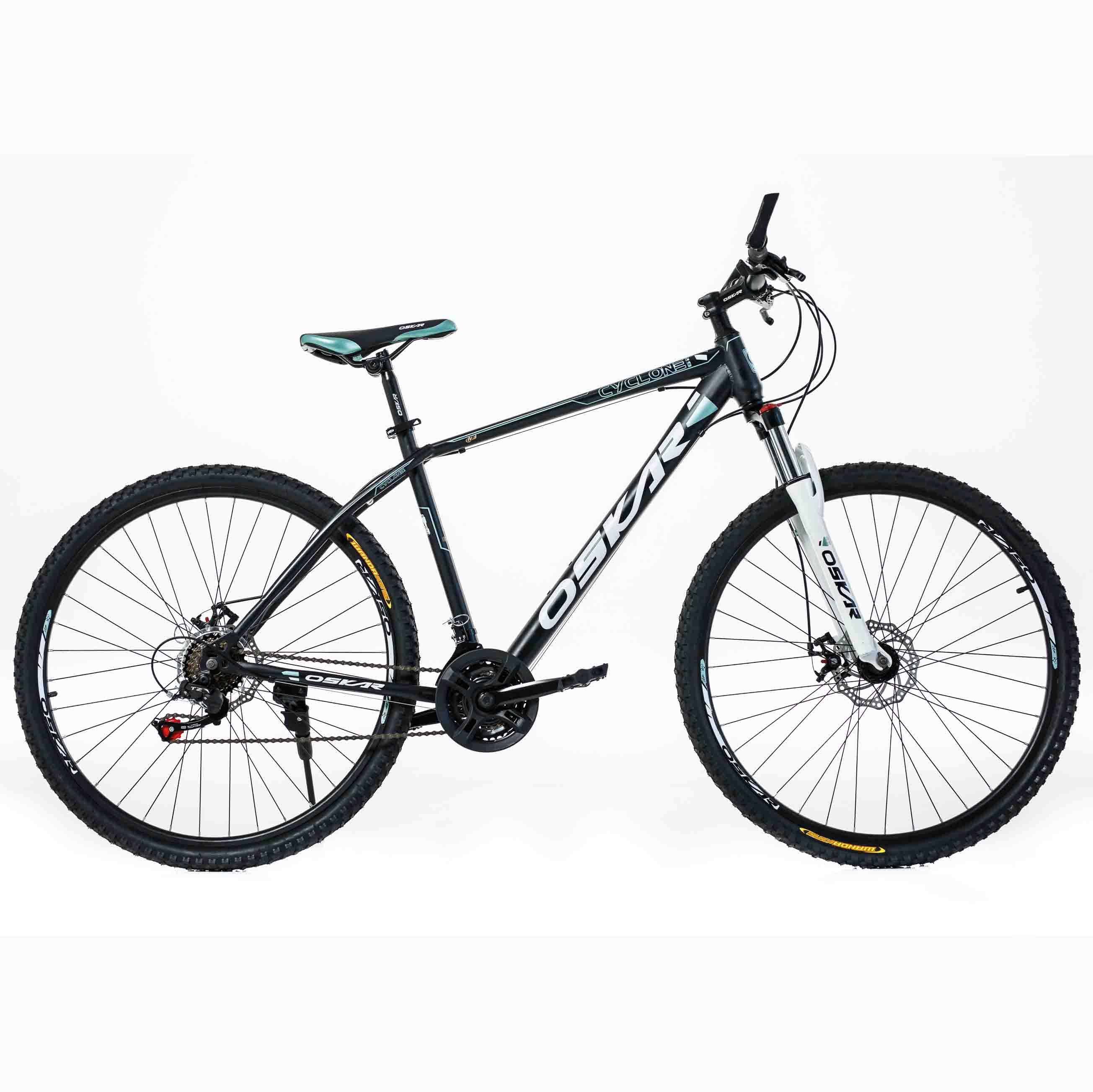 Фото Горный Велосипед Oskar 1616 29 черный