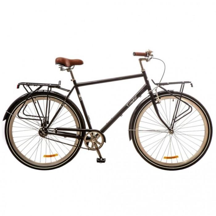 Фото Городской Велосипед 28 Dorozhnik COMFORT MALE черный