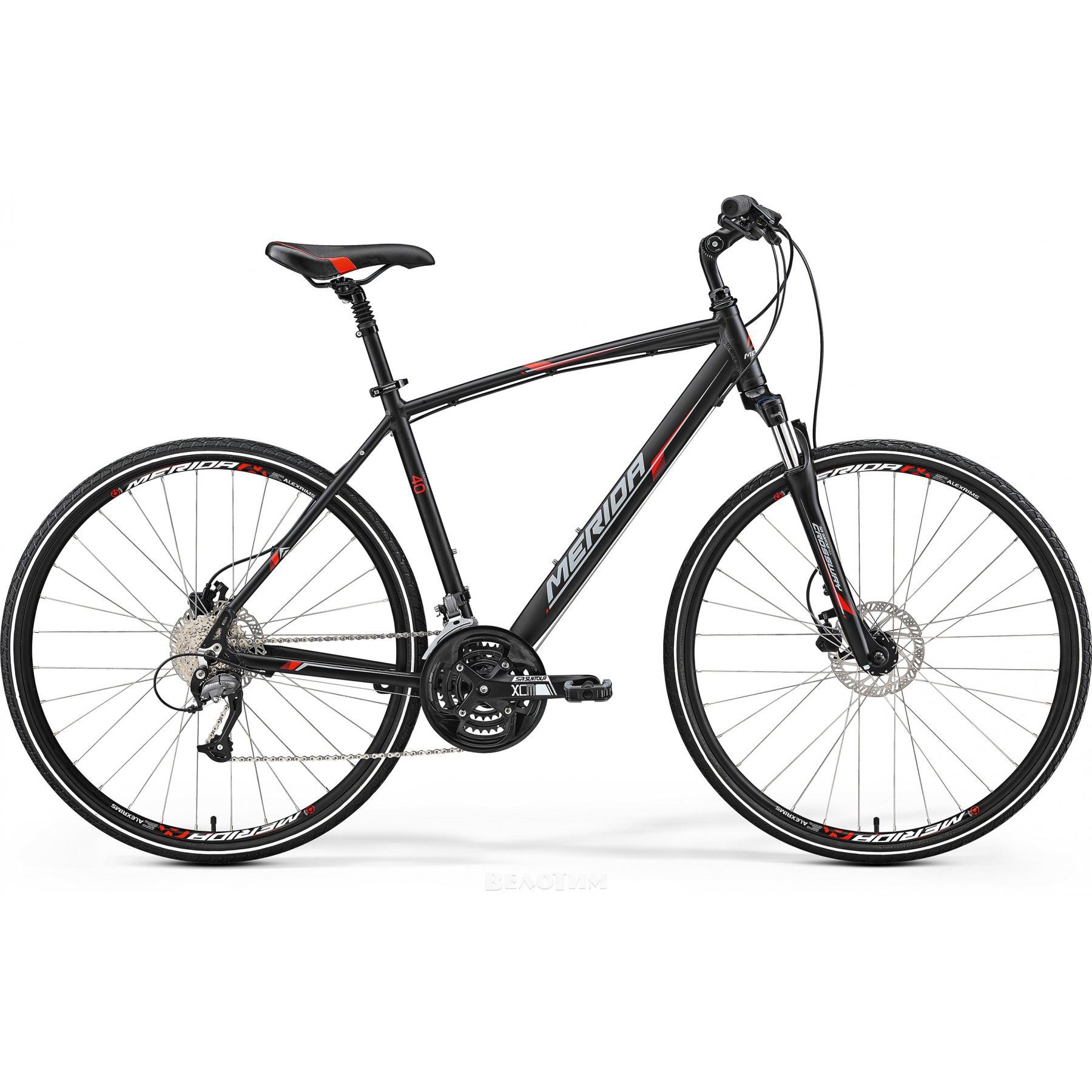 Фото Городской Велосипед Merida CROSSWAY 40-D
