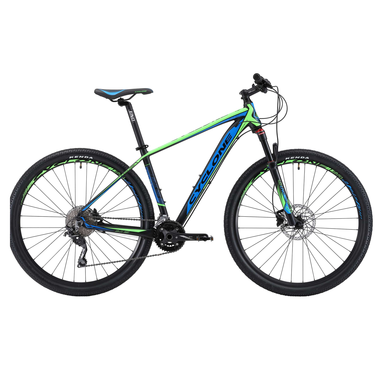 Фото Горный Велосипед Сyclone 29″ SLX 22″ (черн-зелен)