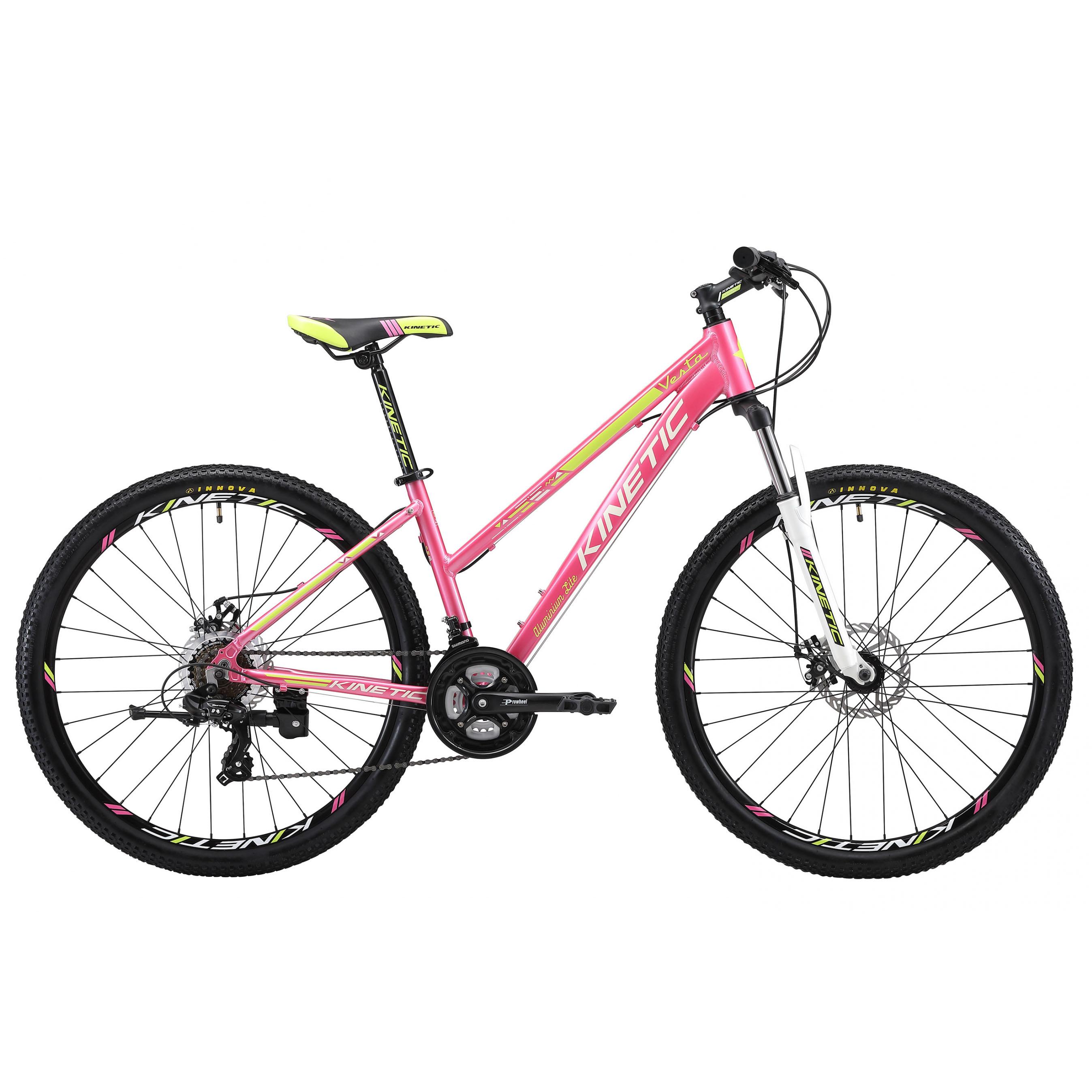 Фото Горный Женский Велосипед Kinetic 27,5″ VESTA  17″ (розовый)