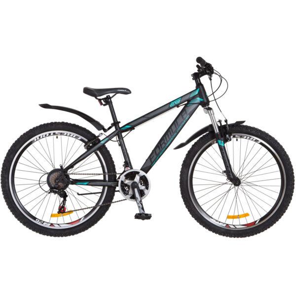 Фото Горный Велосипед 26 Formula NEVADA черно-бирюзовый 2018