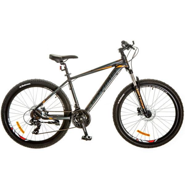 """Фото Горный Велосипед 26 Optimabikes F-1 HDD 17"""" черно-оранжевый"""
