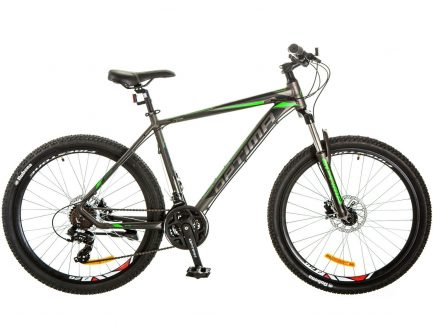 Фото Горный Велосипед 29 Optimabikes F-1 HDD серо-зеленый