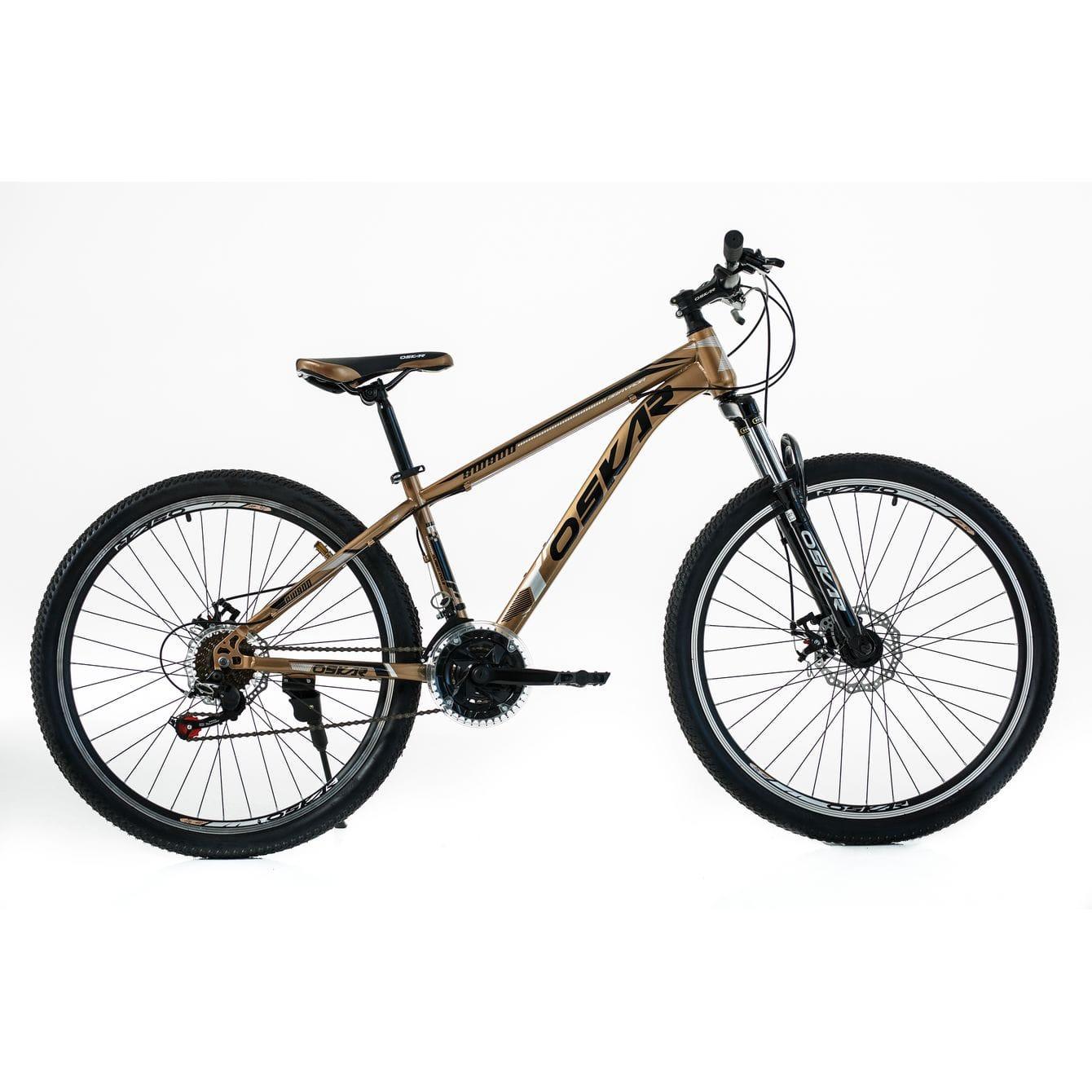 Фото Горный Велосипед Oskar 27,5″Zigma ST+ST