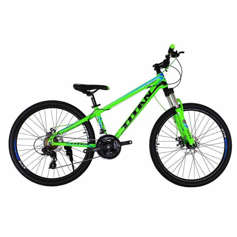 Фото Подростковый Велосипед 24 Titan Flash 2019