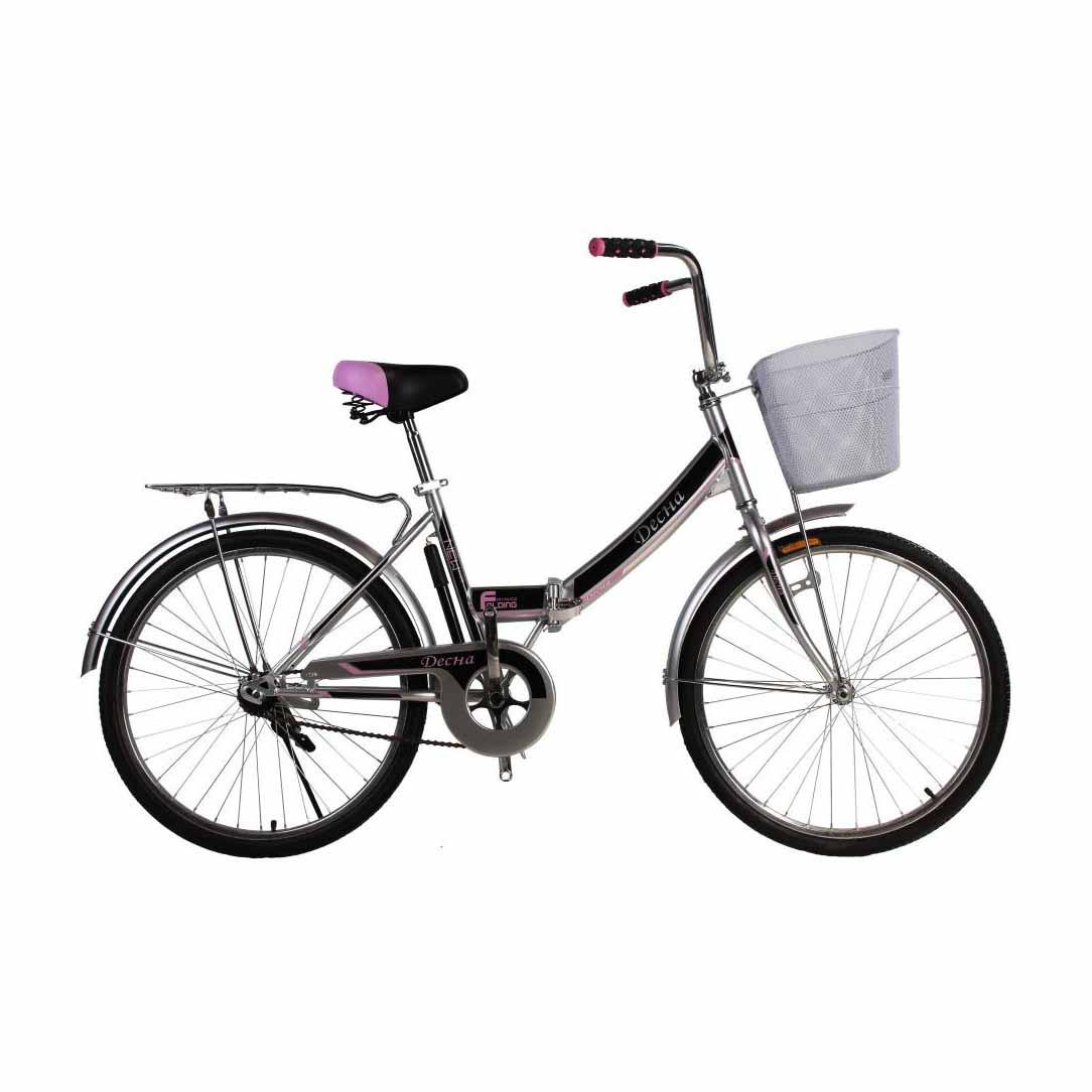 Фото Городской Велосипед 24 Titan Десна 2018