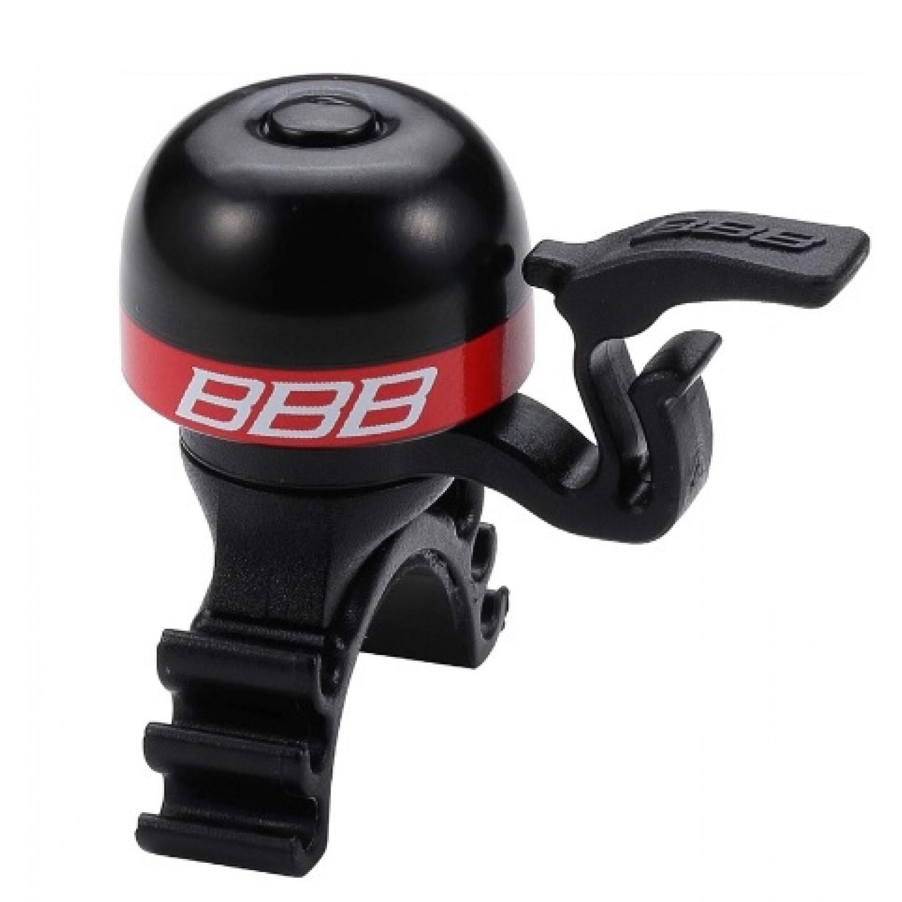 Фото Звонок BBB-16 «MiniFit» чёрно-красный