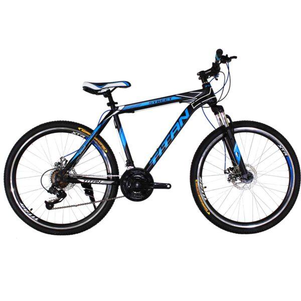 """Фото Горный Велосипед Titan Street 26"""" синий"""