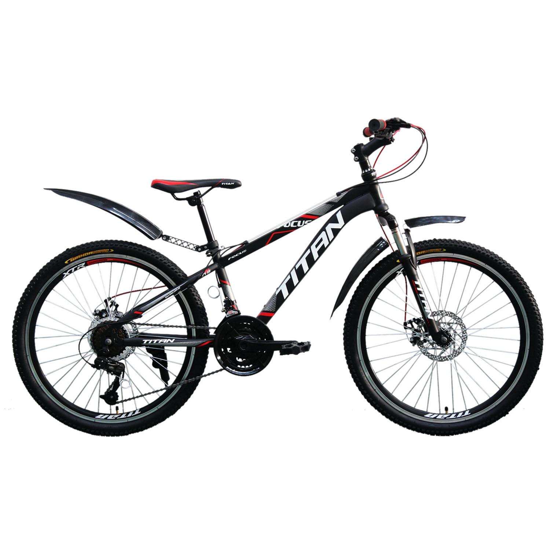 Фото Горный Велосипед Titan Focus 24″