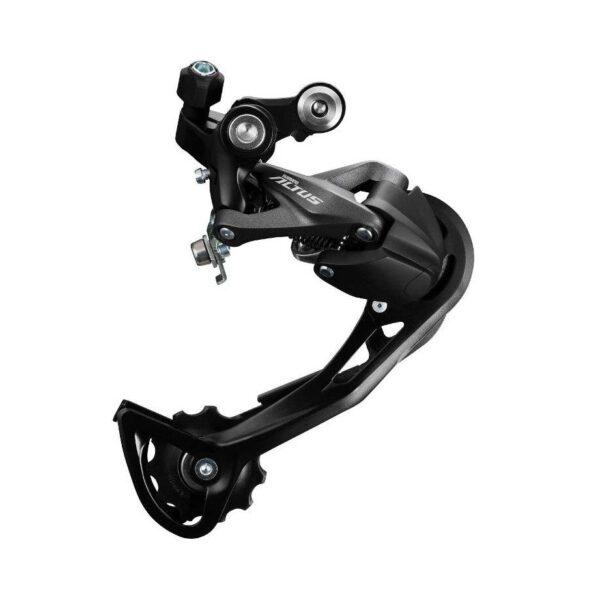 Фото Переключатель задний Shimano ALTUS RD-M2000SGS SHADOW 9 скоростей