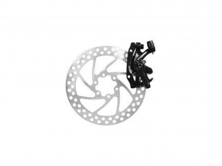 Фото Тормоз пер+задн. DISC TEKTRO NOVELA M-280 мех, ротор 160мм