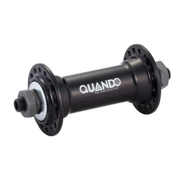 Фото Втулка v-brake, пер. QUANDO KT-A15F, 36 отв. под эксцентрик черная