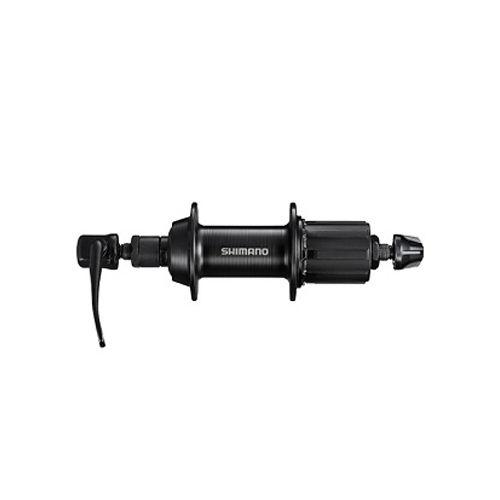 Фото Втулка v-brake, пер. Shimano HB-TX500, 36 отв. чёрная