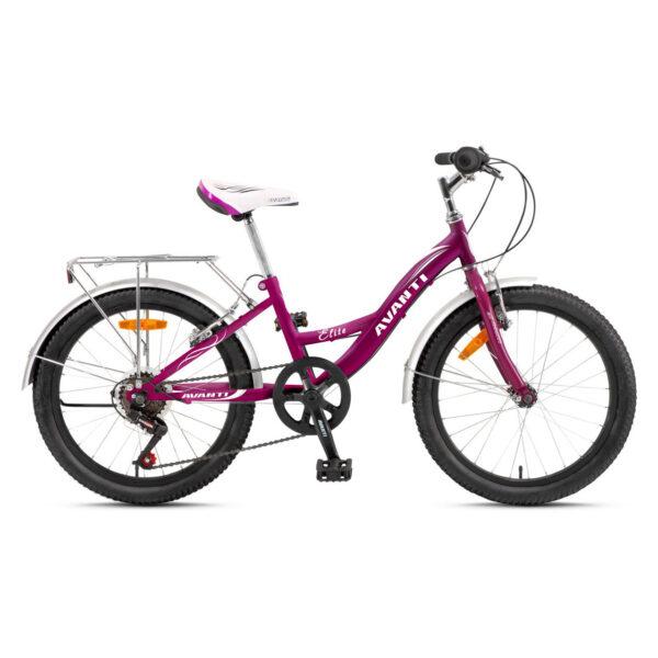 Фото Детский Велосипед 20 Avanti Elite ST фиолетовый