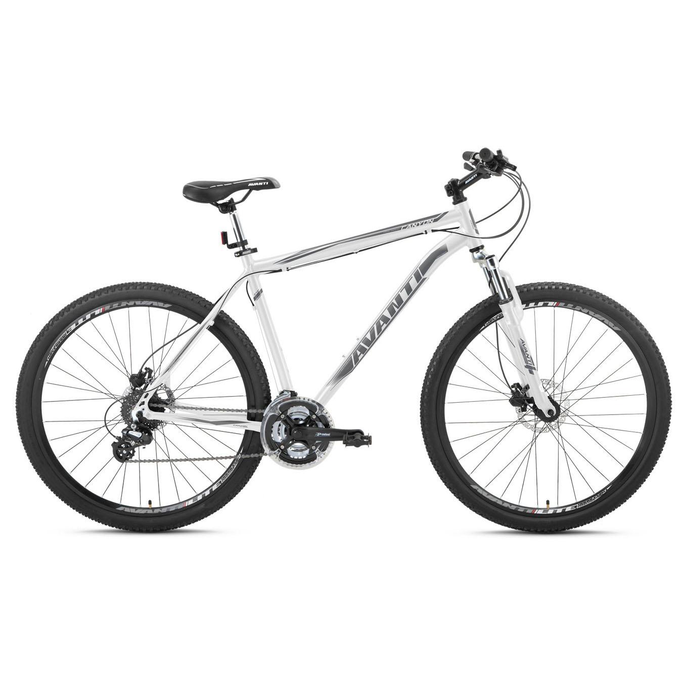 Фото Горный Велосипед   26 Avanti Canyon disk 2015 гидравлика серо-белый