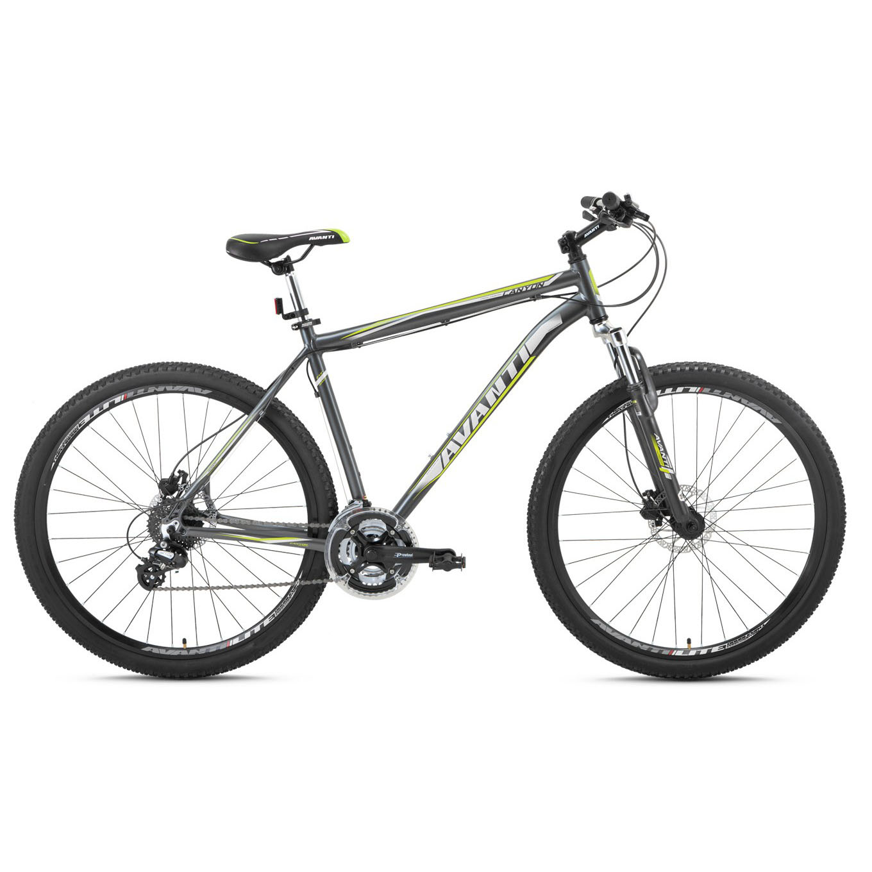 Фото Горный Велосипед   26 Avanti Canyon disk 2015 гидравлика черно-желтый