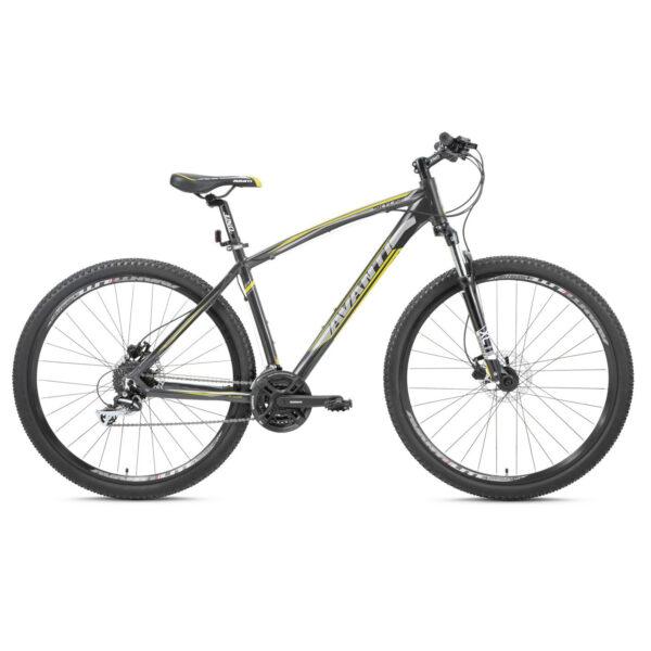 Фото Горный Велосипед   26 Avanti Skyline disk 2015 гидравлика черно-желтый