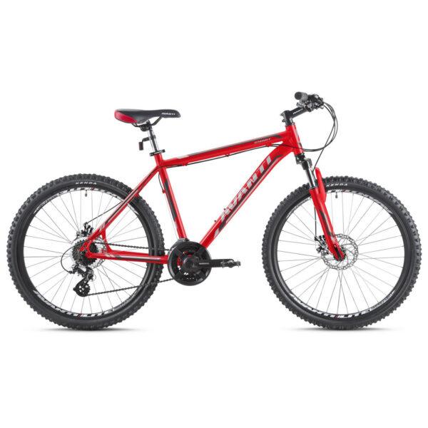 Фото Горный Велосипед   26 Avanti Smart disk 2016 красный