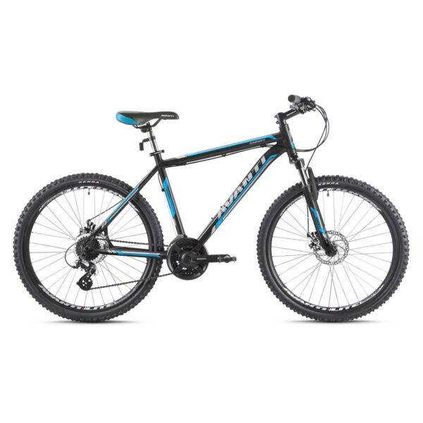 Фото Горный Велосипед   27,5 Avanti Smart disk 2016 черно-синий