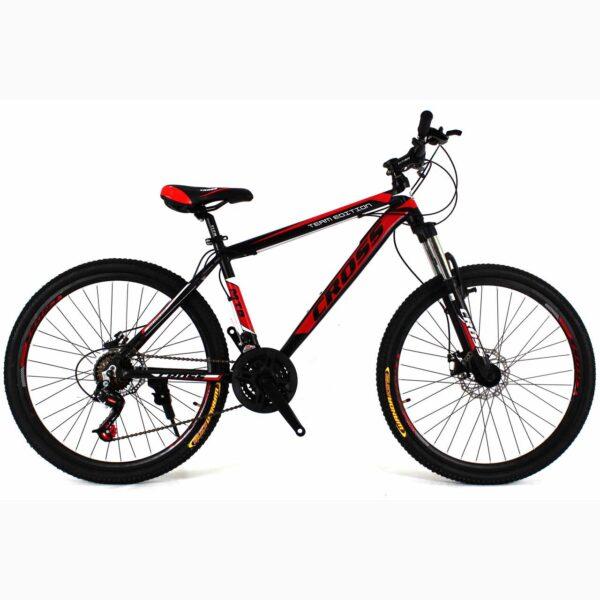Фото Подростковый Велосипед Cross Hunter 26 Black-Red-White