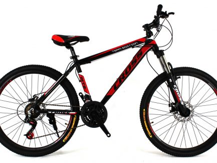Фото Cross Hunter 26 Black-Red-White