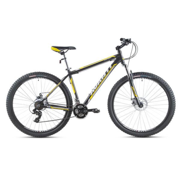 Фото Горный Велосипед   29 Avanti Galant disk 2016 черно-желтый