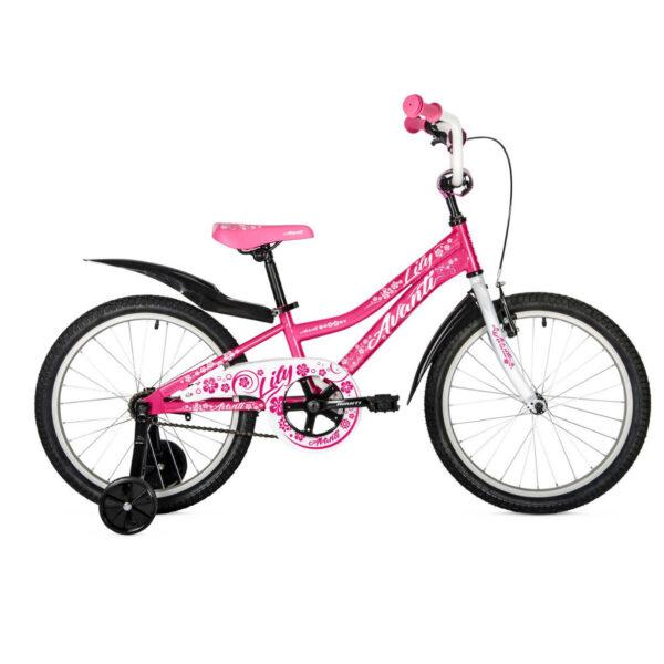 Фото Детский Велосипед 20 Avanti Lily 2018 розовый