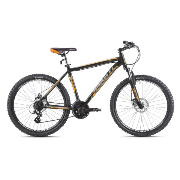 Фото Горный Велосипед   27,5 Avanti Smart disk 2016 черно-оранжевый