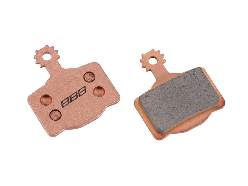 Фото Колодки торм. BBB BBS-36S для Magura MT2, MT4, MT6, MT8 метал.