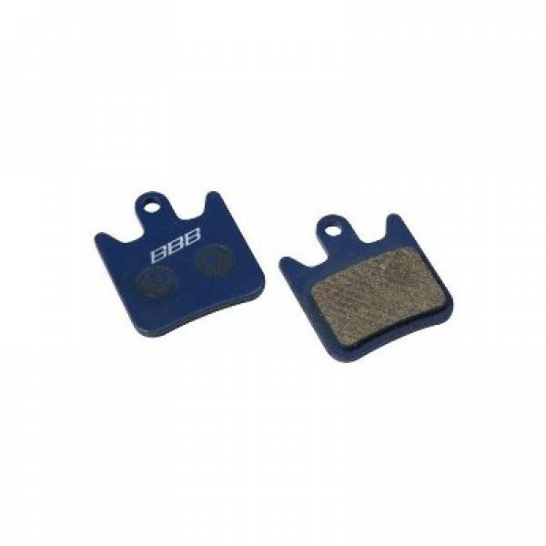 Фото Колодки торм. BBB BBS-58 дискові колодки сум. з/Hope Tech X2, Mini X2