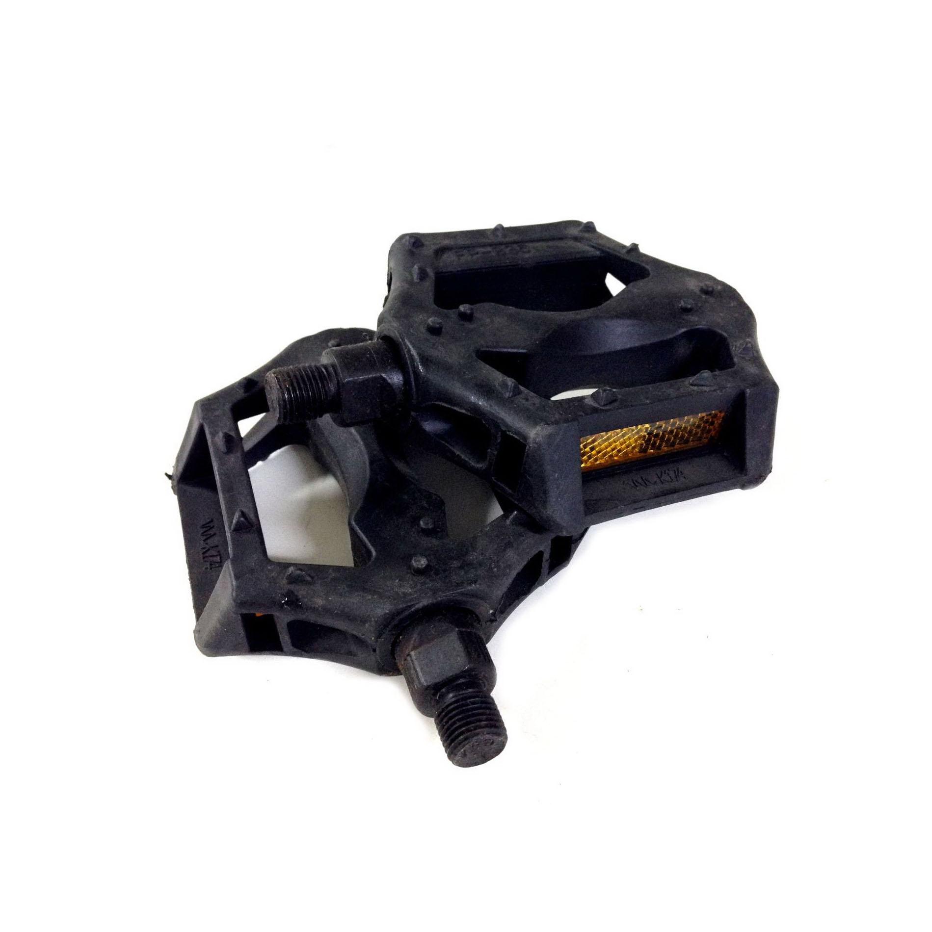 Фото Педаль MTB FP-836L , пластик чёрные