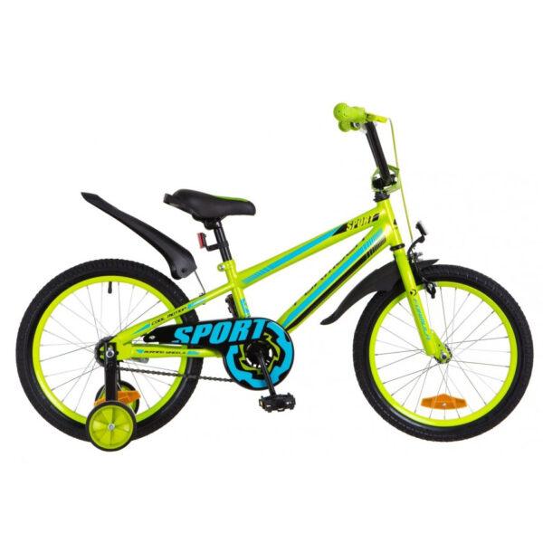 Фото Детский Велосипед 18 Formula SPORT  салатно-синий 2018