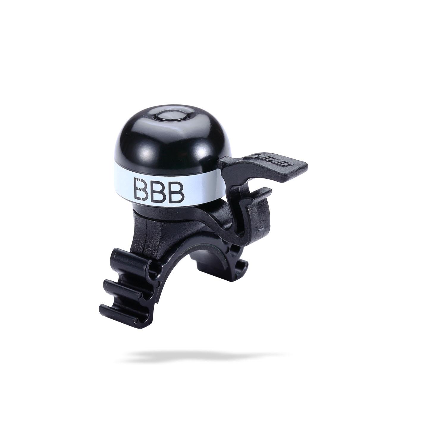 """Фото Звонок BBB-16 """"MiniFit"""" черн-белый"""